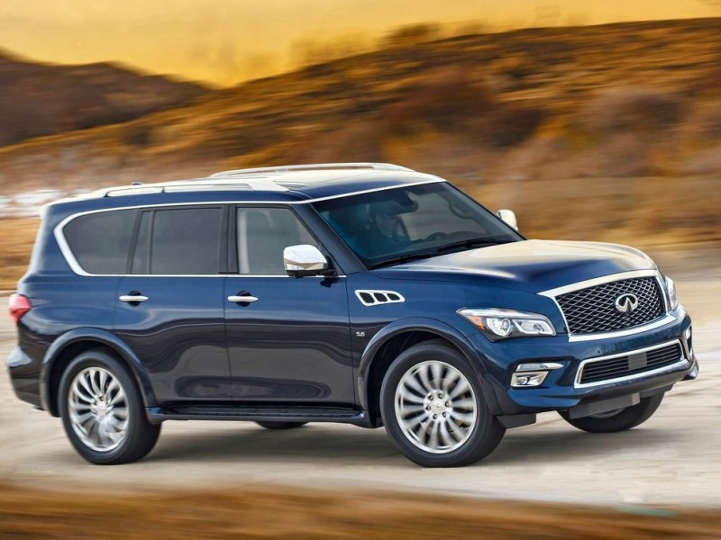 10 Things You Need To Know About The 2015 Infiniti QX80