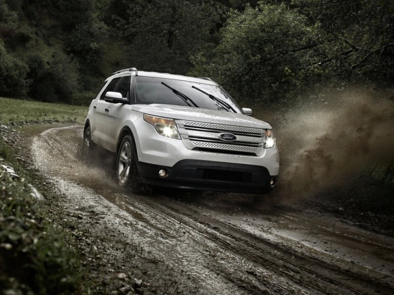 6 of the Best Six Passenger SUVs
