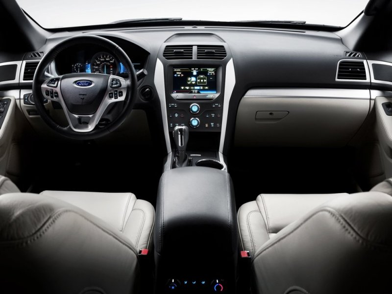 pricing and features ford has set the msrp of the 2015 explorer - Ford Explorer 2015 Xlt Black