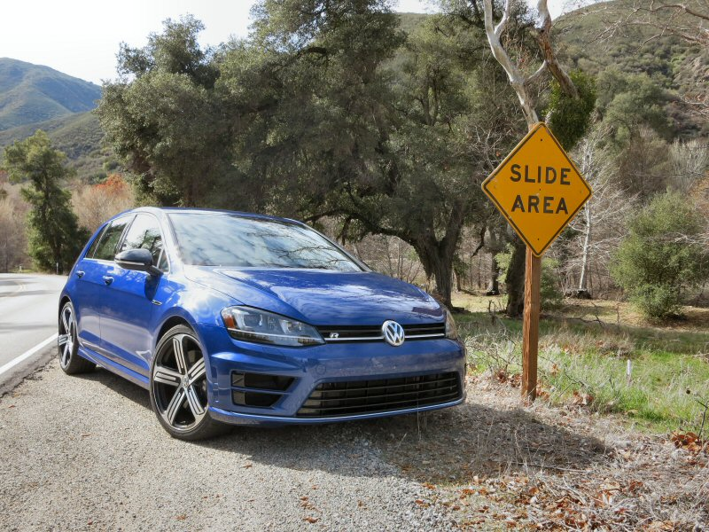 2015 Volkswagen Golf R Performance Hatchback First Drive and Review