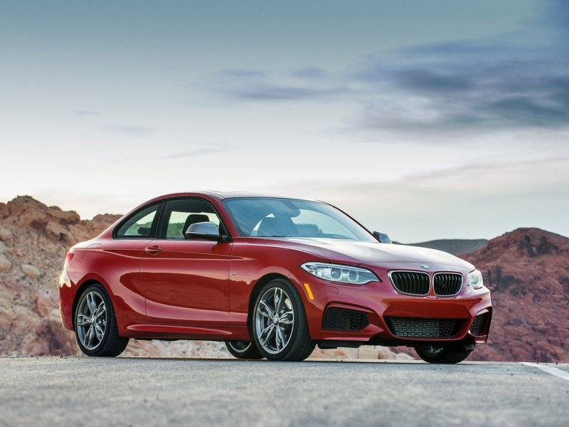 10 Fast RWD Cars for 2015
