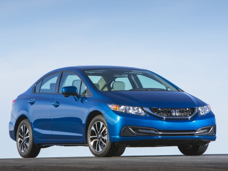 Top Compact Sedans In 2015 Autos Post