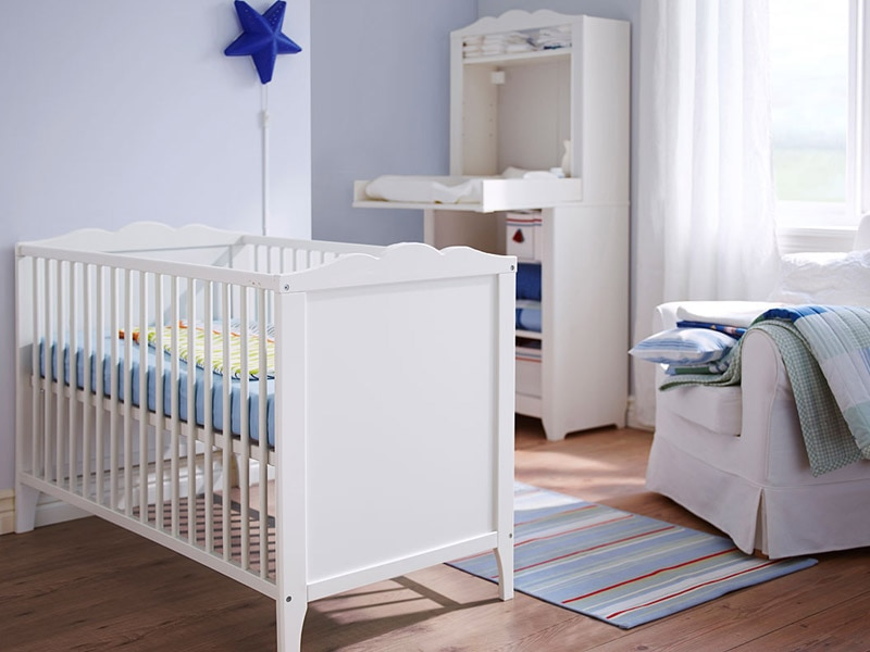 12 iconic ikea products you won 39 t believe will fit in a - Ikea cunas de bebes ...