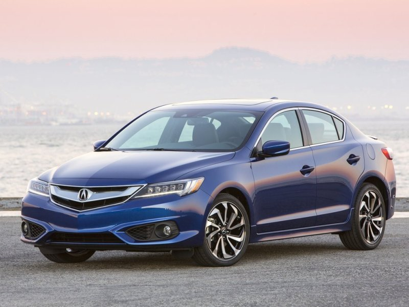 2016 Acura ILX First Drive Review