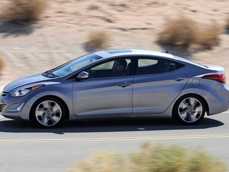 2015 Hyundai Elantra Sedan Quick Spin Review Autobytel Com