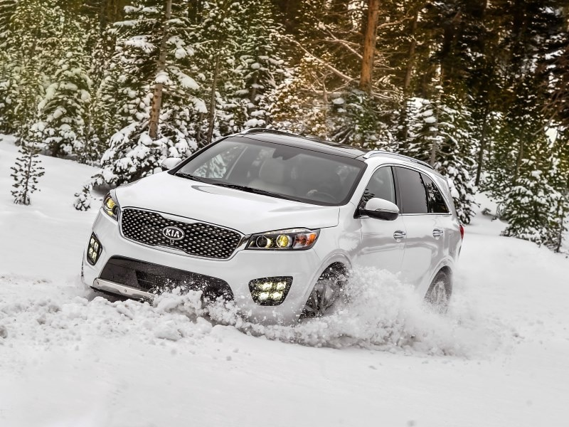 10 Things You Need To Know About The 2016 Kia Sorento