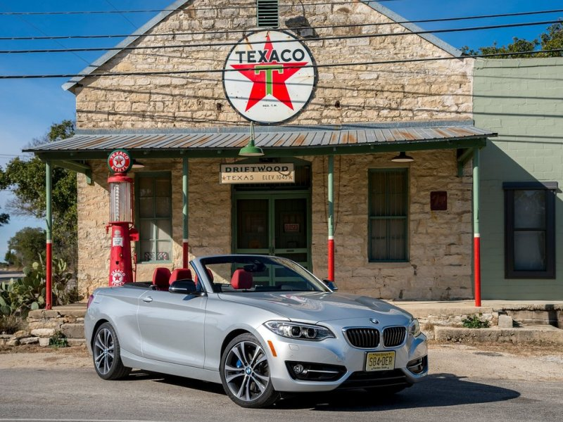 2015 BMW 2-Series Convertible Road Test & Review