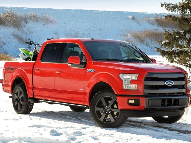 5 Ford F-150 Features That Make It an Off-Road Warrior