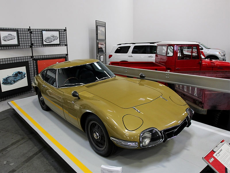 28 Cool Things You 39 Ll Find At The Toyota Museum