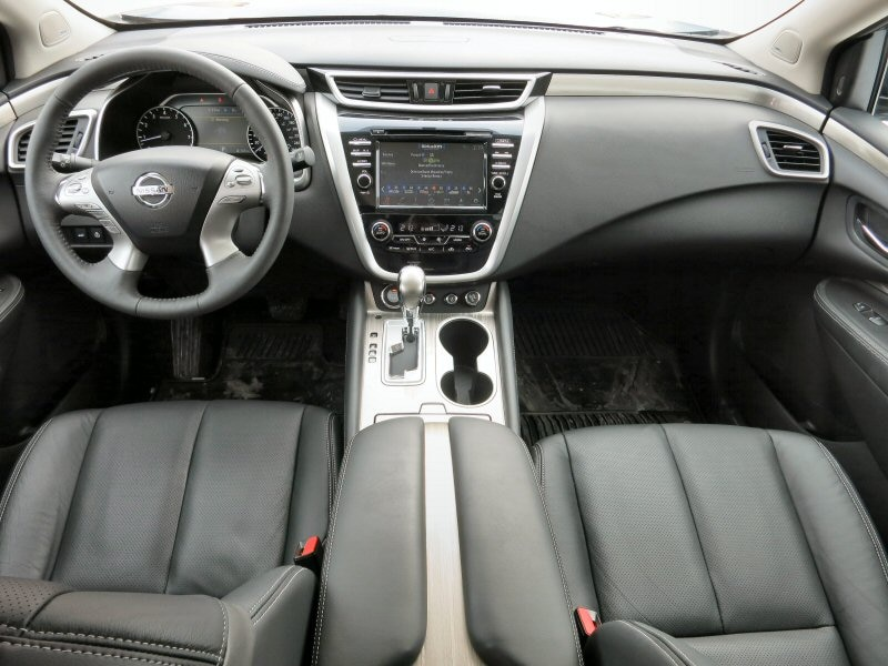 2015 Nissan Murano Road Test And Review