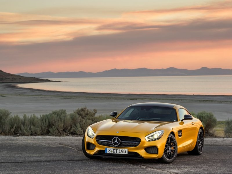 10 new sports cars for true high performance driving for Sports car mercedes benz