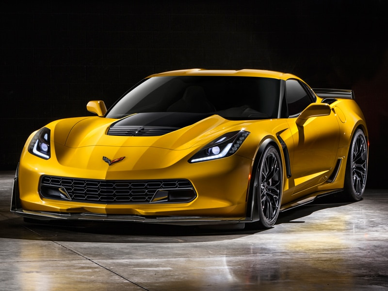 2015 Chevrolet Corvette Z06 First Drive Review