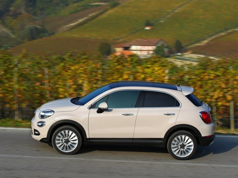 10 things you need to know about the 2016 fiat 500x. Black Bedroom Furniture Sets. Home Design Ideas
