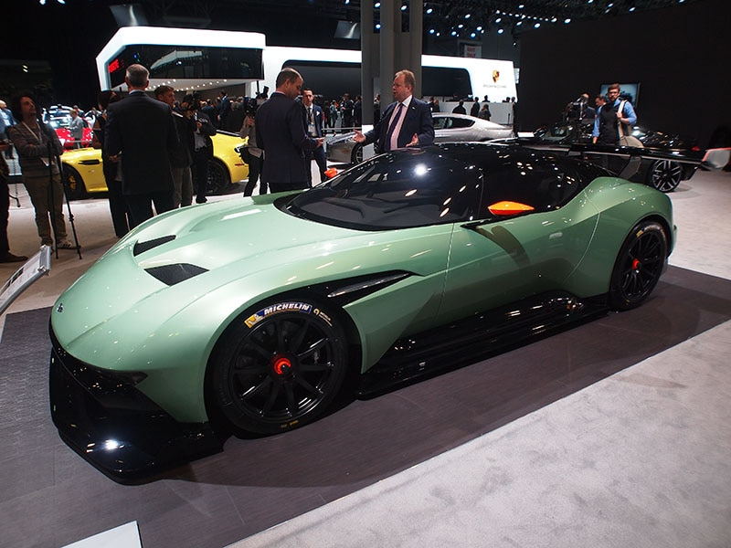 Must-See Sports Cars of the 2015 New York International Auto show