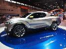 Hyundai Santa Cruz Concept Crossover  at the 2015 Chicago Auto Show