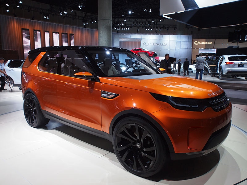 new car 2016 suvMustSee SUVs  Crossovers of the 2015 New York Auto Show
