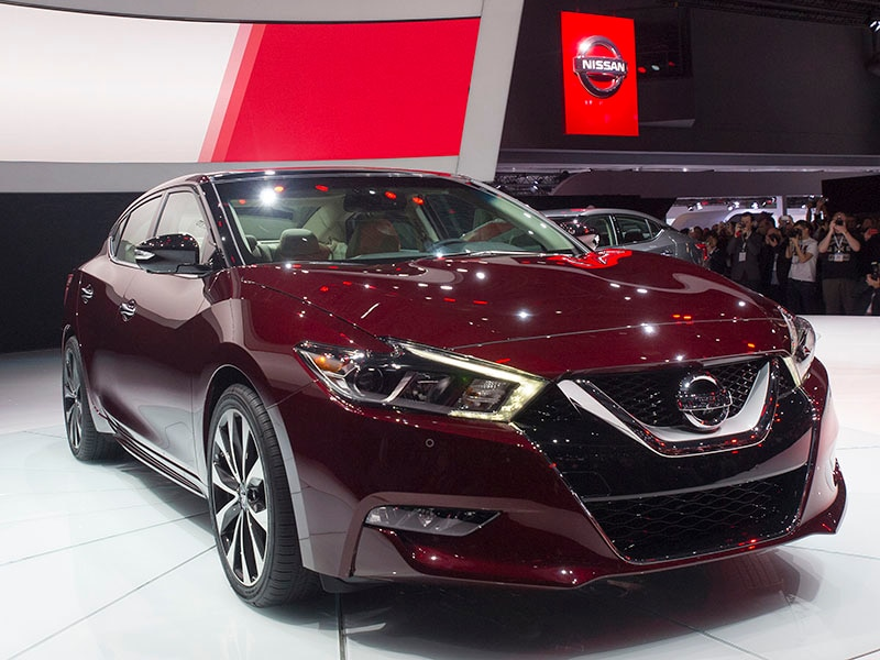 Must-See Luxury Cars & Sedans of the 2015 New York Auto Show