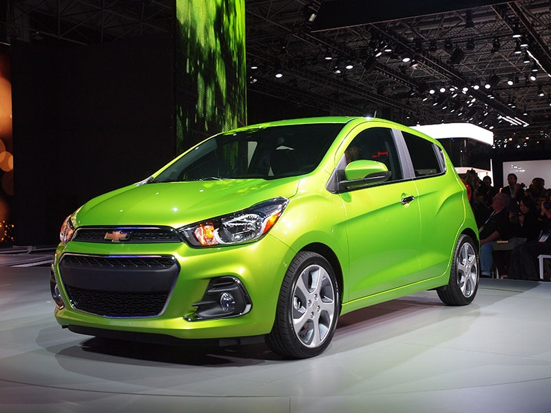 10 American Small Cars with World-Class Features