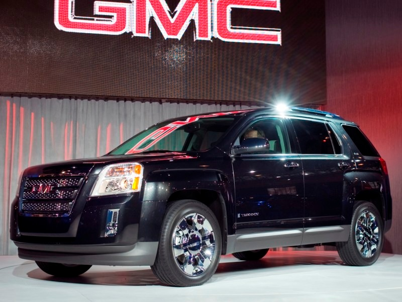 2016 GMC Terrain Road Test and Review