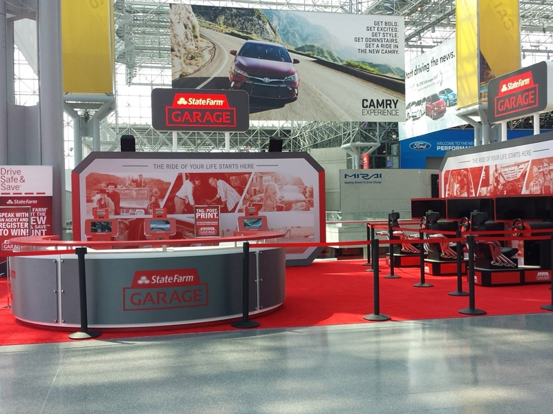 Fun Garage Thing : Freebies and fun things to do at the new york auto show