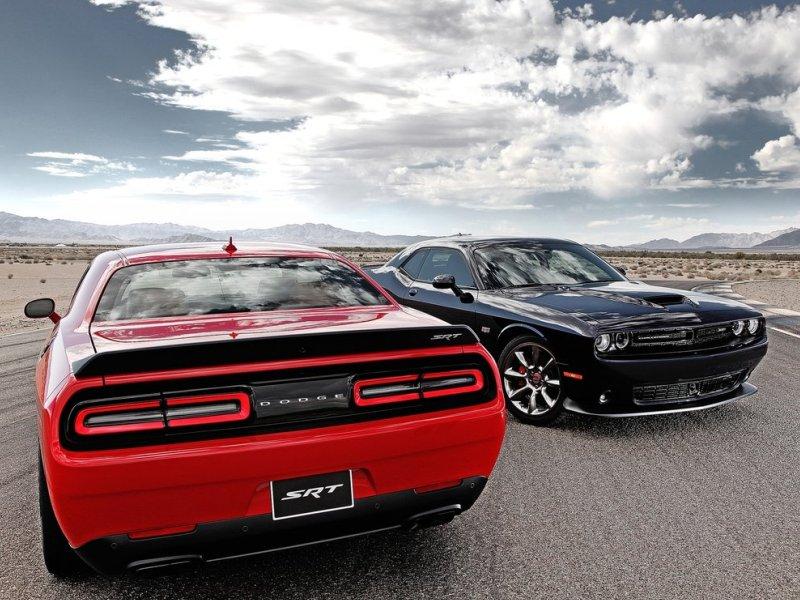 Muscle Car Showdown Mustang vs Challenger vs Camaro  Autobytelcom