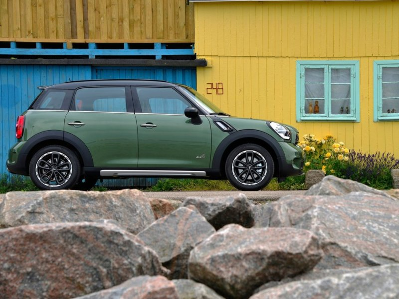 2015 mini cooper countryman road test review. Black Bedroom Furniture Sets. Home Design Ideas