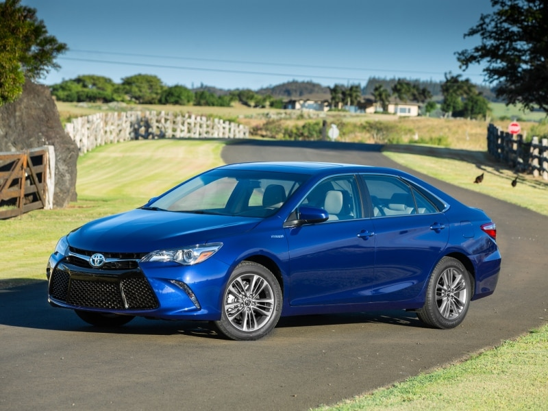 Best Midsize Hybrid Cars