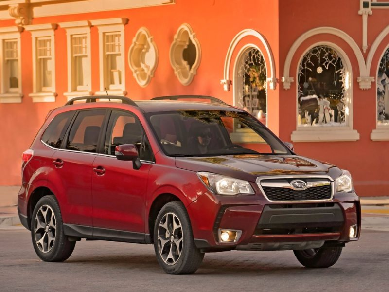 2015 subaru forester quick spin review. Black Bedroom Furniture Sets. Home Design Ideas