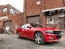 2015 Dodge Charger front 3/4