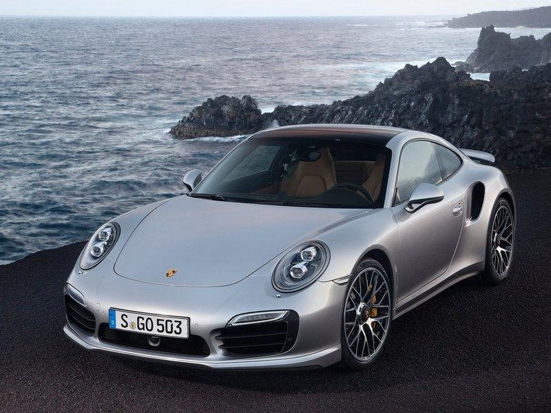 porsche 911 turbo s - Sports Cars 2014