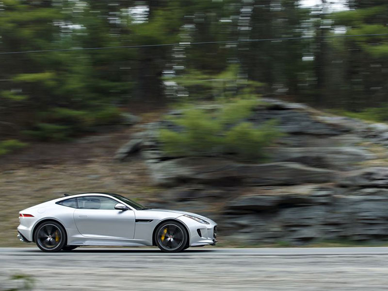10 Things You Need To Know About The 2016 Jaguar F-Type