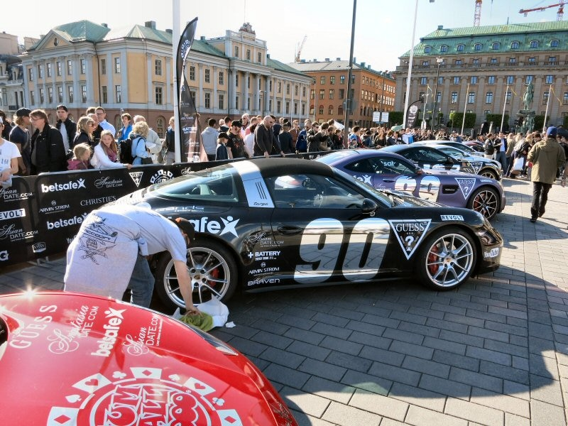 10 Cheapest Cars At The Gumball 3000 Rally