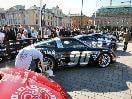 Porsche 911 Targa 4 Gumball