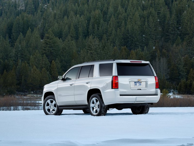 10 Things You Need to Know About the 2015 Chevrolet Tahoe