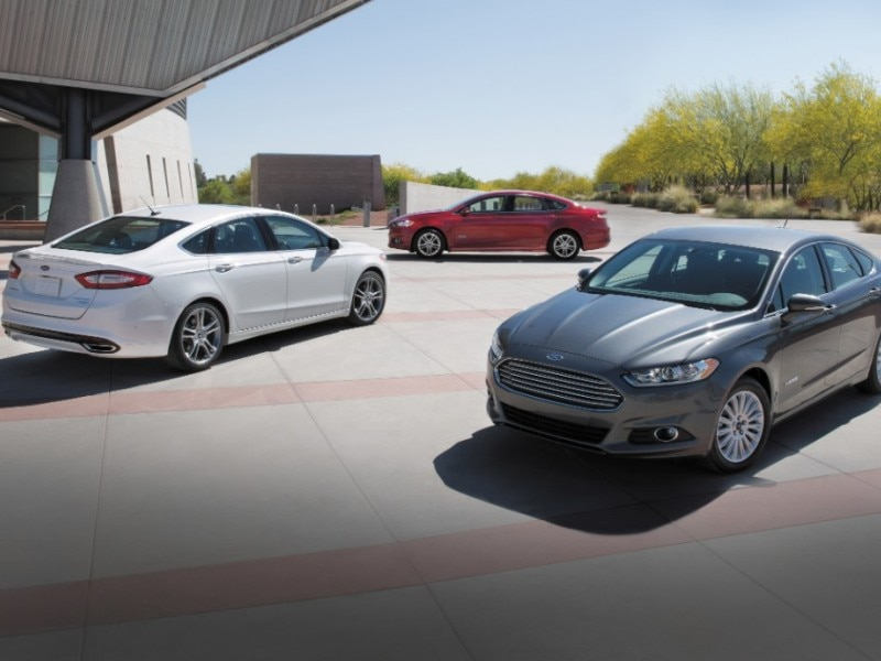 10 Things You Need to Know About the 2016 Ford Fusion