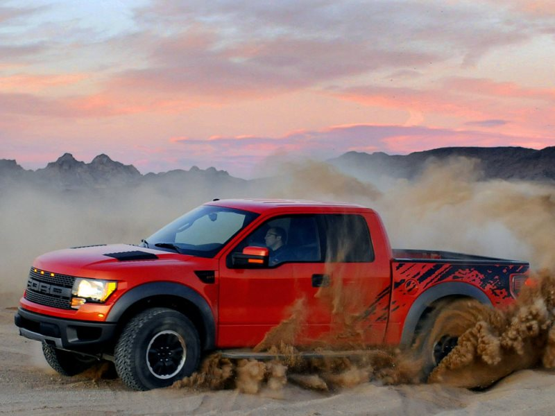 10 of the Best Used 4X4 Trucks