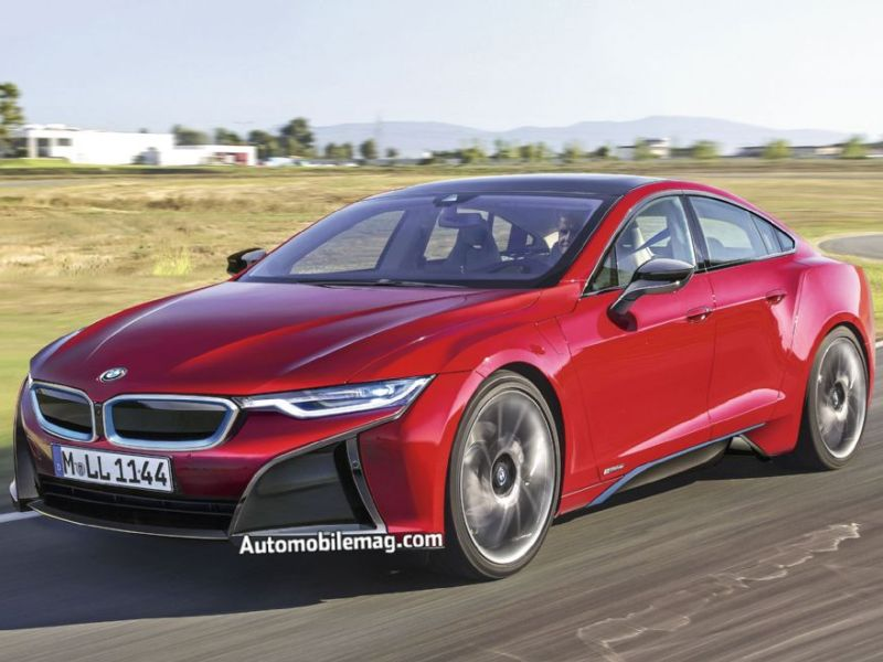 Is This the Face of the BMW i5? | Autobytel.com