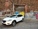 2015 Mazda CX-9 front 3/4