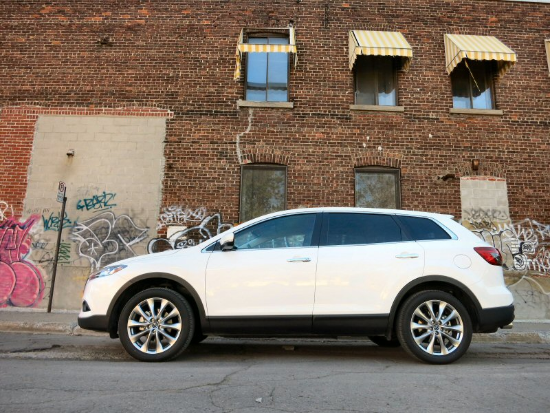 Mazda CX-9 or CX-5 - Which Mazda CUV Do You Need?