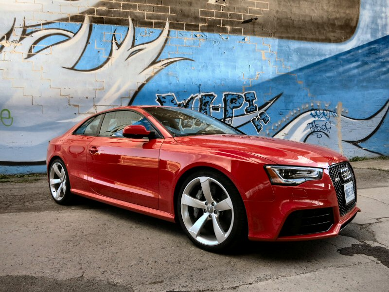 2015 audi rs 5 road test and review. Black Bedroom Furniture Sets. Home Design Ideas