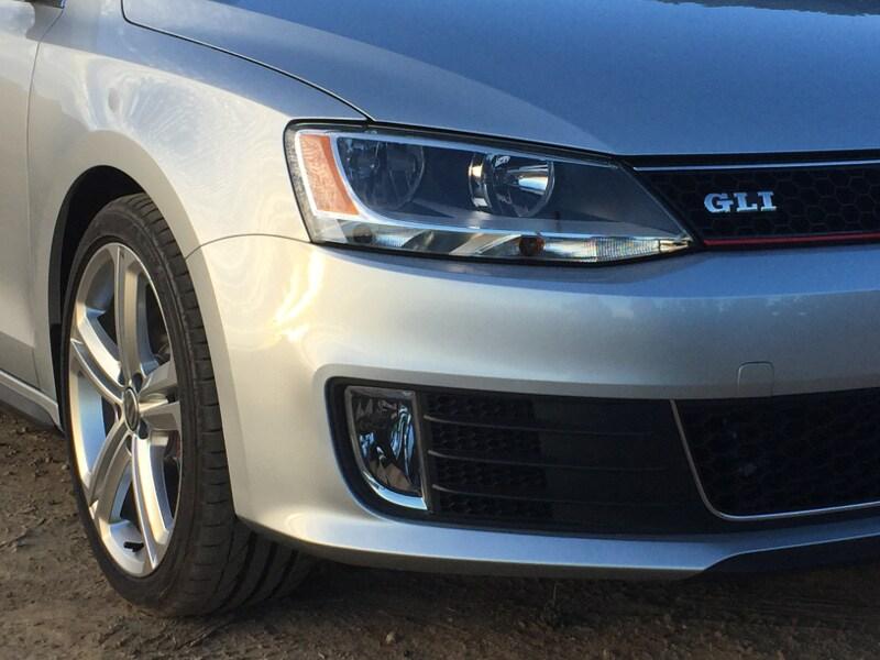 2015 Volkswagen Jetta GLI: Road Test Review