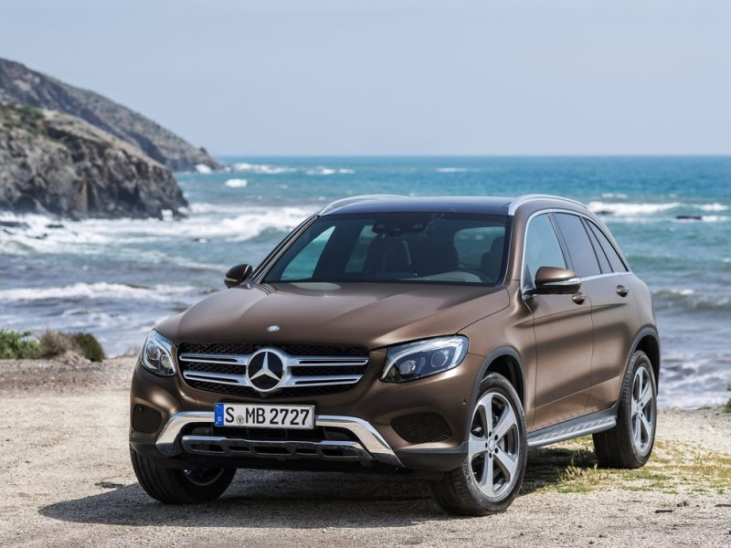 New or redesigned luxury suv and crossover models for 2016 for Mercedes benz suv models