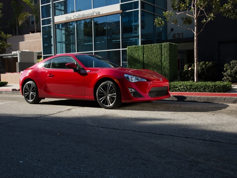 10 Things You Need To Know About The 2015 Scion FR-S