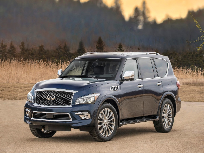10 Top-Rated Luxury SUVs