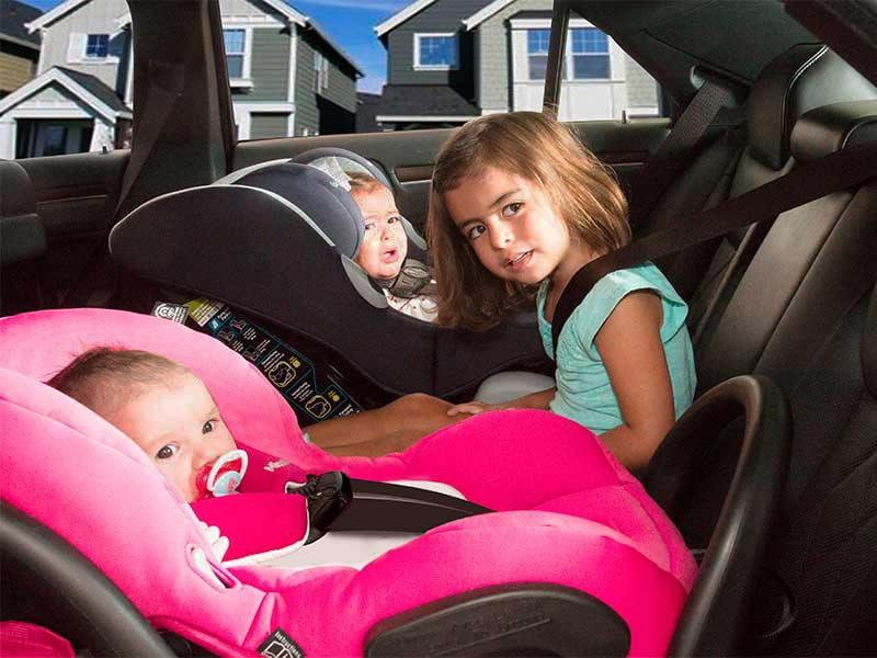 21 Car Seats that Fit 3 Across in Most Cars | Autobytel.com