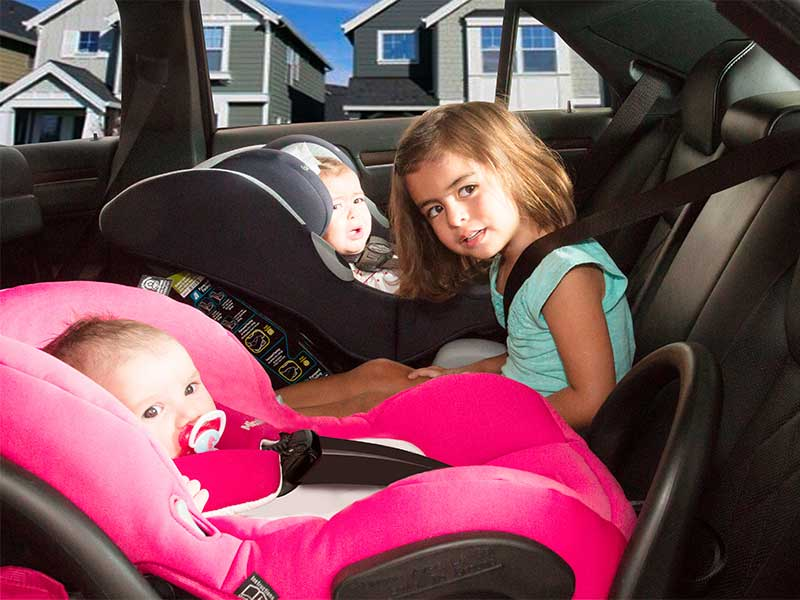 21 Car Seats that Fit 3 Across in Most Cars