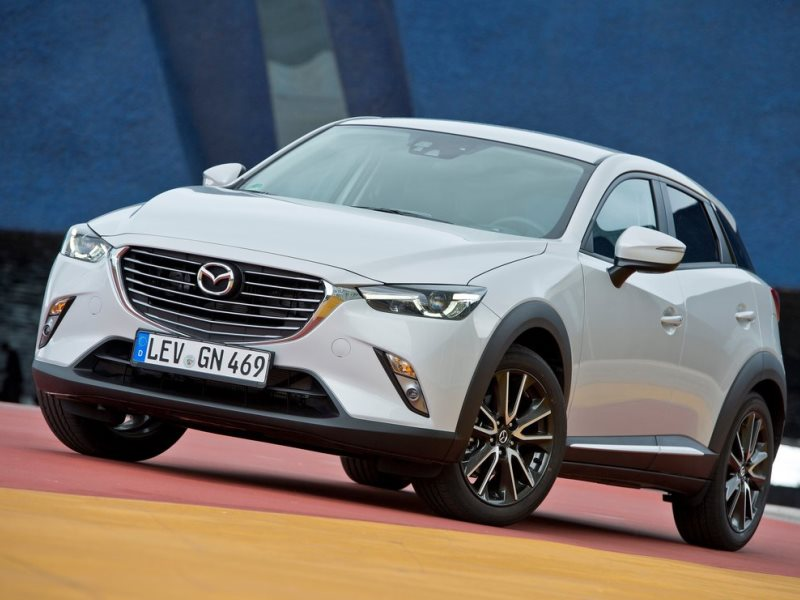 10 Things You Need To Know About The 2016 Mazda CX-3
