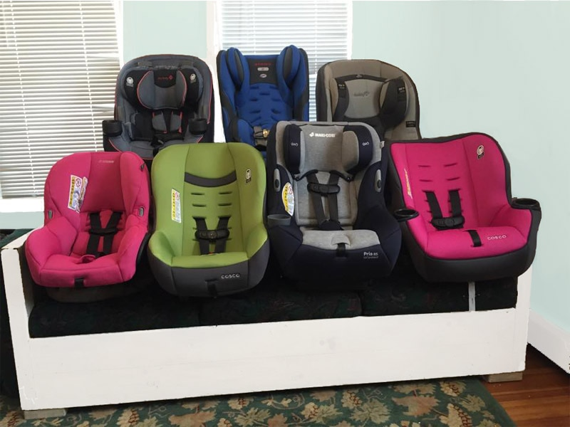 10 Latest and Greatest Car Seats of 2015