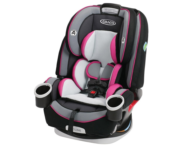 How To Tighten Straps For Graco Ever Car Seat