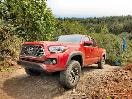 2016 Toyota Tacoma front 3/4 off-road
